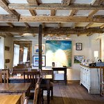 Traditional Interiors with a Stylish Twist a mile from Blakeney