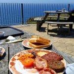 Full English Breakfast @ Gallie Craig Coffee House