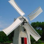 Windmill - open Summer -Saturdays & Sundays 1-4pm