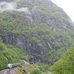The Flam Railway Foto