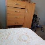The broken dresser