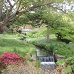 Beautiful Bournemouth Gardens at the bottom of the Hotels own garden