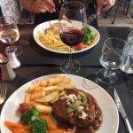 Os Arcos Restaurante Foto