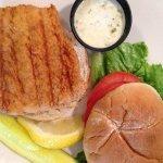 Crispy Fishwich