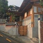 Hanok-Dorf Bukchon Foto
