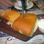 Cinnamon and Cheese Bread