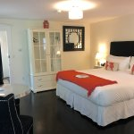 Deluxe room at this Cape Cod Luxury Inn