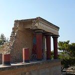 Photo of Knossos Archaeological Site