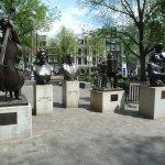 A square in Jordaan