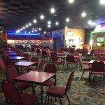 The main bar