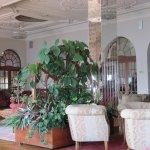 The main lounge.
