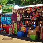 Clothing in the market