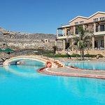 Foto de Mitsis Lindos Memories Resort Beach Hotel.