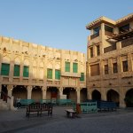Old buildings of the Souq