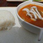 Massaman curry, man.