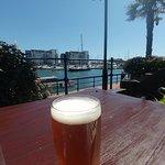 Craft Beer. Sun. Harbor. NICE.