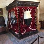 Bed at Da Vinci's home