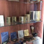 Cabinet of artifacts