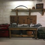 old time nascar shop