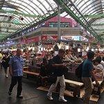 Photo of Gwangjang Market