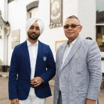 Afternoon teas with Satinder Sartaj