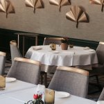 New look for La Maison Verte Restaurant