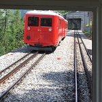 Foto de Montenvers - Mer de Glace train
