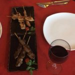 Mongolian Beef and Japanese Chicken Skewers