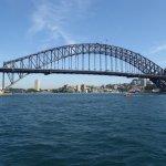Sydney Harbour Bridge in all it's glory!
