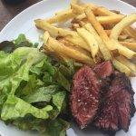 I like my steak rare