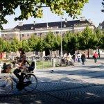 Copenhagen King's Square, Copenhagen, Denmark