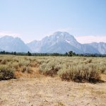Another view of the Grand Teton