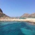 Photo of Balos Beach and Lagoon