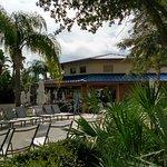 Tropics pool bar