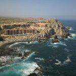 Aerial photo of Hacienda Encantada by MikesRoadTrip dot com