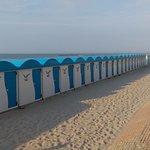 Les cabines e plage