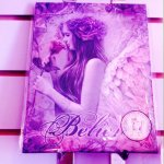 Beautiful Designer Believe Canvas, with Angel wings, unique £6.99