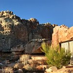 Sometime a place can take and hold you in a moment of shear stillness. Kagga Kamma is one of tho