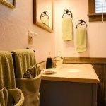 Hawthorn's bathroom vanity.