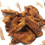 They call that chicken wings.
