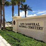 Cape Canavarel National Cemetery