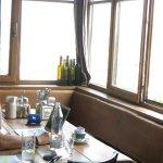Small room restaurant