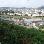 Salzburg scenic view