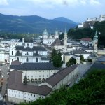 Olt town and fortress