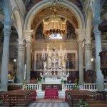 The main altar of the Duomo