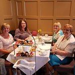 Afternoon tea in The Tea Rooms