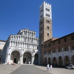 Cathedral in Lucca