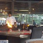 Excelente servicio y el brunch estaba riquísimo!!! Tienen un menú muy amplio. Gracias Don Alessi