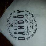 Foto de Maison Dandoy - Tea Room