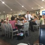 Wonderful food, family atmosphere and friendly, polite staff! This is why Miller's on the beach